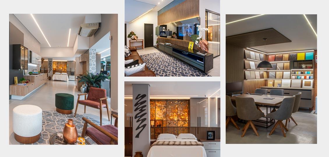 Conheça o Showroom da Daze Movelaria - Móveis Planejados em Santos